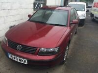 Volkswagen Passat, starts and drives, does export, car located in Gravesend Kent, any questions give