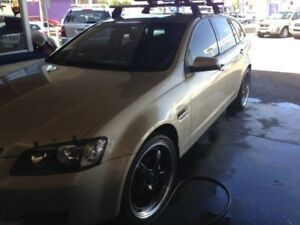 2008 Holden Commodore VE MY09 Omega Gold 4 Speed Automatic Sportswagon