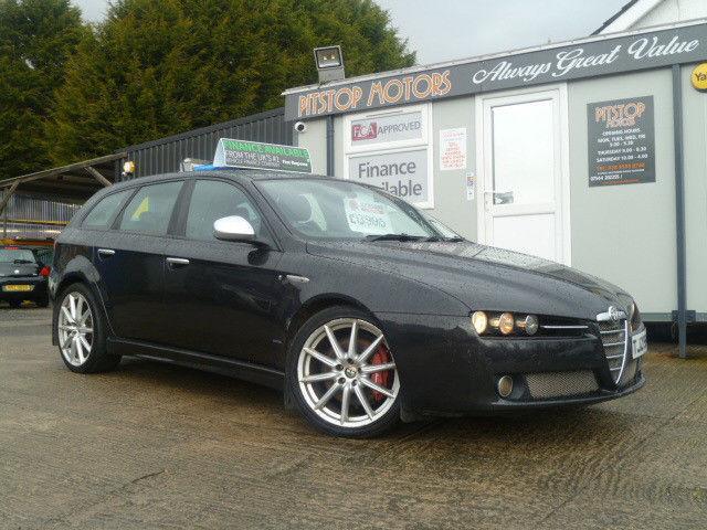2009 Alfa Romeo 159 Dti Estate Ti Model Finance Available Zero