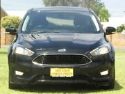 2016 Ford Focus LZ Sport Black 6 Speed Manual Hatchback Melrose Park Mitcham Area Preview