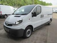 Vauxhall Vivaro 2900 2.0Cdti [115Ps] Van Euro 5 DIESEL MANUAL WHITE (2014)