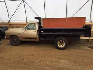 1987 Dodge Power Ram 3500 Pickup Truck