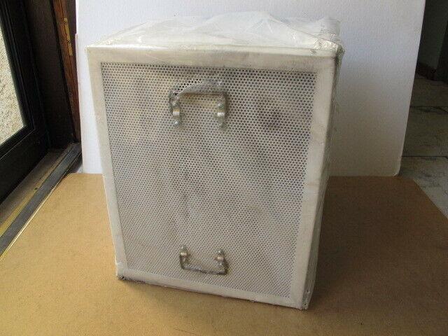 "Quatro AG111 15"" Chemical Filter Module - for Quatro Fume Extrator Air Purifiers"