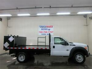 2011 Ford Super Duty F-550 DRW XL 4x4 With Ventures Deck