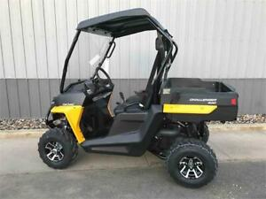 Cub Cadet Challenger 400LX -  Save $3000.00 - Now only $5699.00