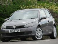Volkswagen Golf 1.4 ( 80P ) 2009MY S 1 OWNER