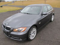 08 BMW 335 Xi AWD loaded mint