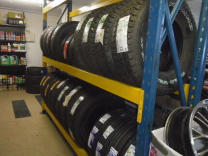 TYRE SALE 4X4 AND PASSENGER CARS !!!! Mount Louisa Townsville City Preview