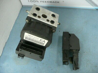 KIA MAGENTIS ABS CONTROL MODULE & PUMP BY BOSCH - PART NO 0265216876  0273004614