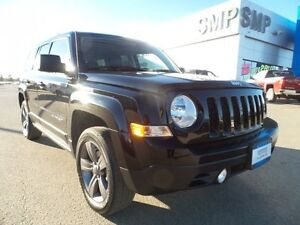 2015 Jeep Patriot High Altitude, leather, sunroof, alloys, SMP