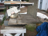 REDUCED! DeWalt Powershop 740 Radial Arm Saw for Sale