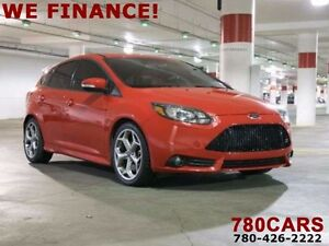 2014 Ford Focus ST Base 4dr Hatchback