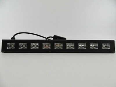 Gohyo UV LED Black Light, 9 Lights USED - Blacklight String Lights