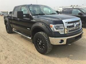 2014 Ford F-150 Crew Eco, XTR w/Upgraded Rims/Tires, Moonroof!