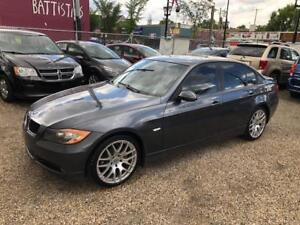 2006 BMW 3 Series 3Series, 325i, Manual, Leather, Sunroof