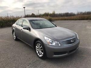 INFINITI G 35 LUXURY IMPECCABLE FINANCEMENT MAISON 100%