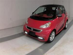2014 SMART FORTWO ELECTRIC DRIVE CABRIOLET (FULL, GARANTIE!!!)