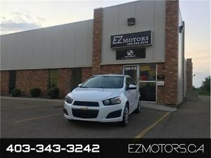 2013 Chevrolet Sonic LT=WARRANTY