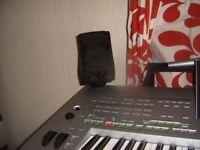 tyros 3 keyboard