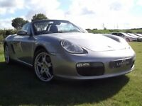 2.7 BOXSTER ** SERVICE HISTORY ** FULL LEATHER**