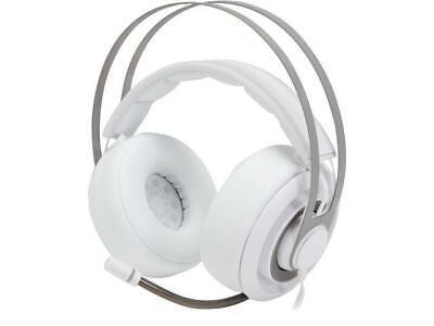 Steel Series Siberia Elite Gaming Headset Headphones Anniversary 51151 Artic Wht