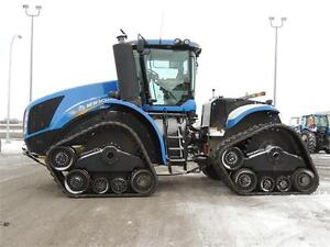 2014 New Holland T9.615 SmartTrax - LOADED! PTO, MegaFlow,