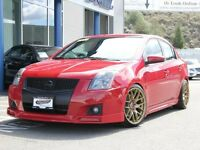 2008 Nissan Sentra SE-R Spec V | Upgraded Wheels | Suspension Pa