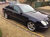 2004 Mercedes-Benz E320 3.2 auto CDI Avantgarde AMG ENGINE MOD,s VERY POWERFULL
