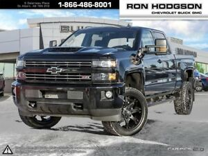 2017 Chevrolet Silverado 2500HD MIDNIGHT LIFTED CHEVY DURAMAX
