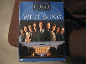The West Wing Season 1 DVD