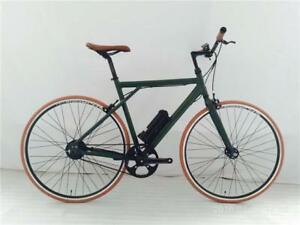 T4B H3 200W FIXIE Electric Bicycle, Super Light only 13.6kg !