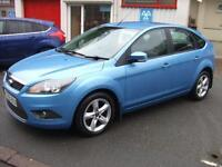 Ford Focus 1.8TDCi ( 115ps ) Zetec 5 Door Hatch Diesel Car Low Mileage 46K
