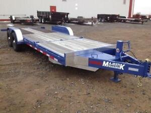 Majestik L270 21ft Tilt (Blue) with Chrome Package - 151001
