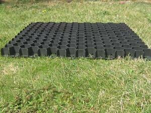 RV Parking Grids for Grass