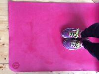 Lululemon yoga mat - Pink/purple - Reversible