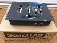 Soundlab DSM-1 DJ Mixer