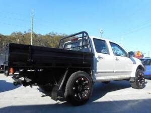 TURBO DIESEL 4X4 DUALCAB tray suit hilux bt50 ranger triton dmax Southport Gold Coast City Preview