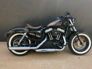 2014 Harley-Davidson XL1200X Forty Eight