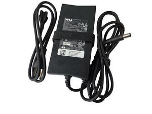 Genuine Dell 130 Watt AC Adapter Laptop Power Supply Charger PA-