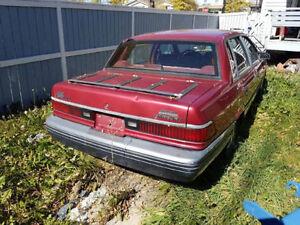 1993 Mercury Other Sedan