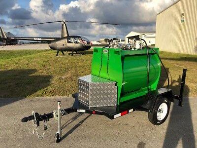 Fuel Trailer 2 X100 Gallon