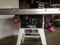 DELTA Industrial 10-inch Professional Table Saw