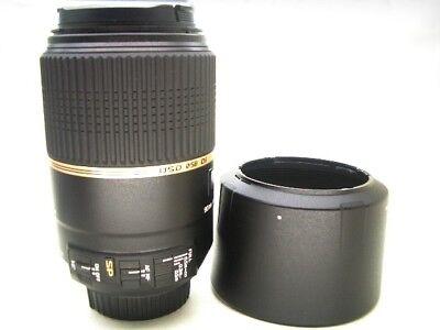 90mm Telemakro mit Bildstabilisator VC USD Vergrößerungsobjektiv 1:2.8 für Nikon ()