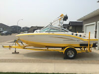 2011 CHAPARRAL 196SSI WIDE TECH BOWRIDER (50 hours)