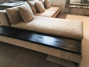 Luxurious Contemporary Modular Lounge in Taupe (pick up only) Double Bay Eastern Suburbs Preview