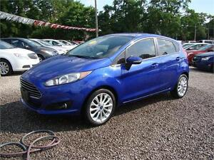2014 Ford Fiesta SE Hatchback with MyFordTouch Bluetooth
