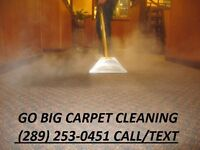 $99 3 Rooms or $99 Sofa Professional Carpet Steam Cleaning