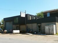 SHOP & 2 RESIDENTIAL UNITS - 18251 COUNTY RD #2 CORNWALL