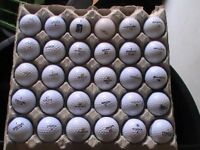 50 mixed brands golf balls with marks £9