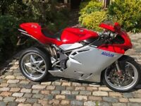 Mv Agusta, F4 evo3 , 2004, 749 (cc)